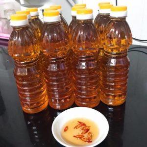 nước mắm nhỉ Bình Định 3